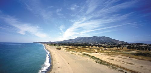 Marbella is the fastest growing city on La Costa del Sol