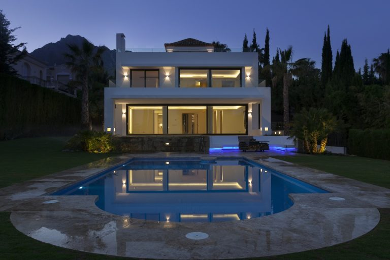 Extraordinary Villa in Sierra Blanca, Marbella Golden Mile