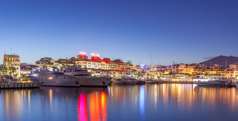 Marbella's Golden Mile, the Jewel in the Crown of the Costa del Sol