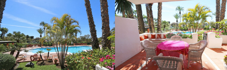 Marbella luxury home rental service