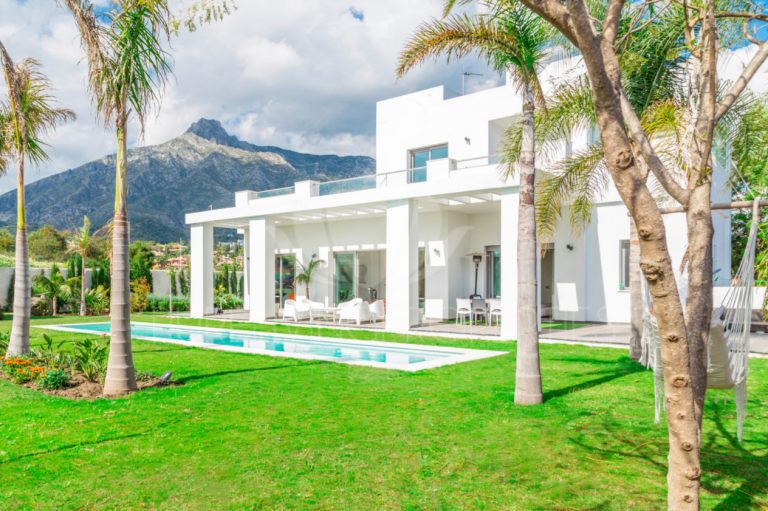Nagüeles – The revival of classic Marbella