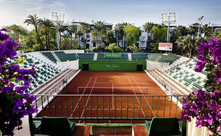 Marbella benefits from Davis Cup effect