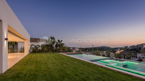 Country club properties in Marbella