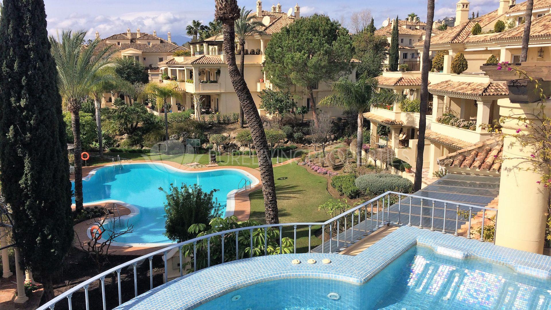 Nueva Andalucía, the Golf Valley of Marbella