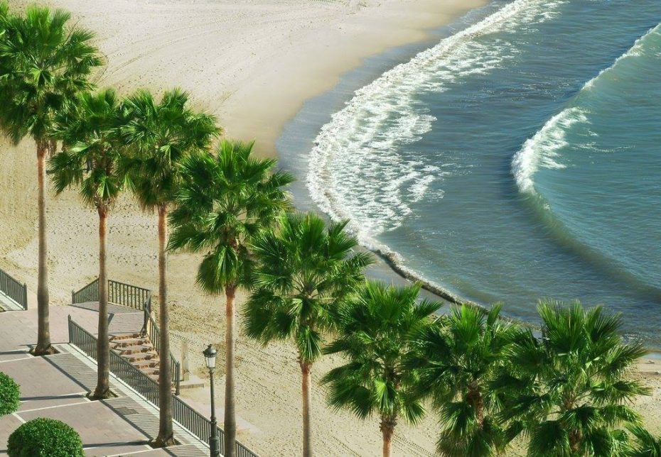 Marbella's Paseo Marítimo – a uniquely stylish beachside meeting point