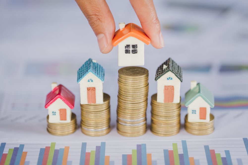 Are property prices in Marbella rising or falling?