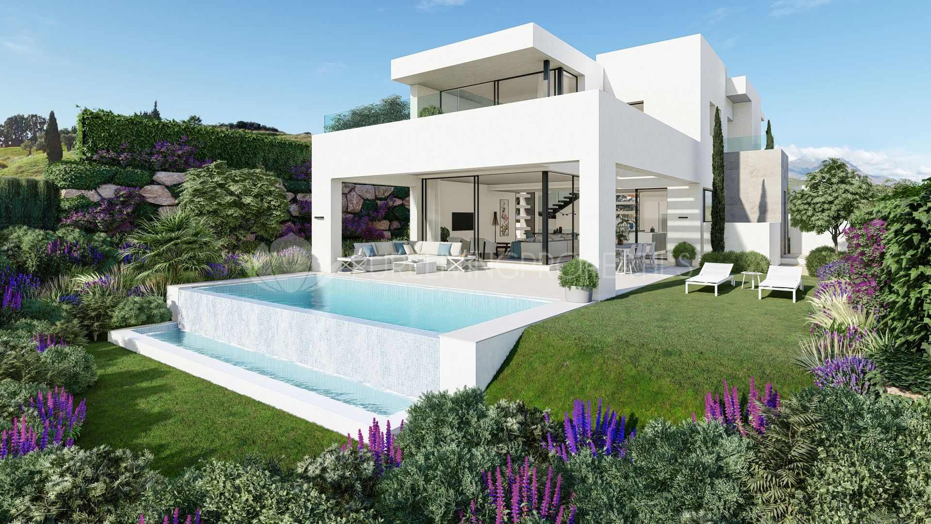 Newly built properties in Marbella
