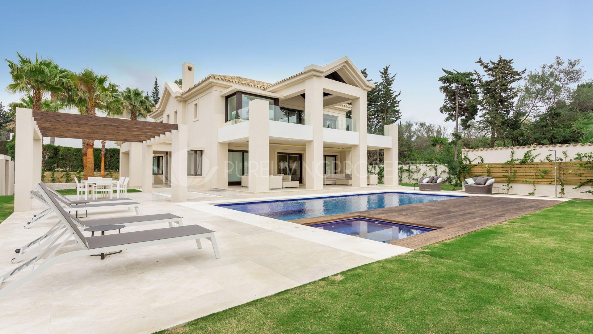 New-build villas in Marbella